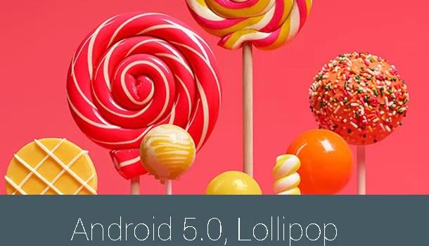 Lollipop – Das neu Android Betriebssystem 0