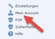 www gmx net mein account passwort ändern