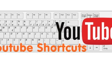 Photo of Youtube Shortcuts