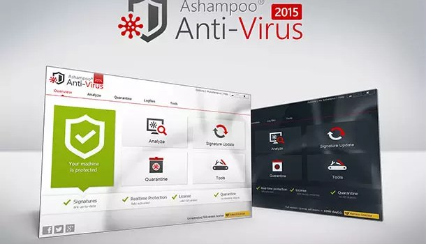 Ashampoo Anti-Virus 2015 erschienen 0