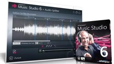 Photo of Ashampoo Music Studio 6 – Alles was Ihr Sound braucht! + 10 Vollversionen zu gewinnen
