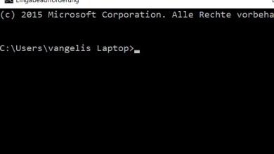 Eingabeaufforderung  starten beim Windows 10 – Alle Möglichkeiten 0