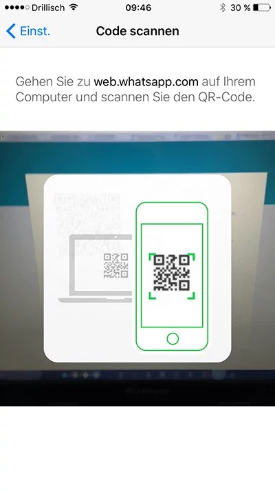 Webwhatsapp-QR-Code