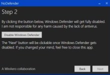 Photo of Windows 10 Defender deaktivieren