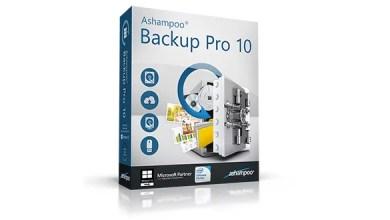 Ashampoo Backup Pro 10 – Backup-Programm mit Cloud-Anbindung + 10 Lizenzen zu gewinnen 0