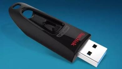 Photo of SanDisk 256 GB USB-Stickt USB 3.0 für 25,00€ – Update