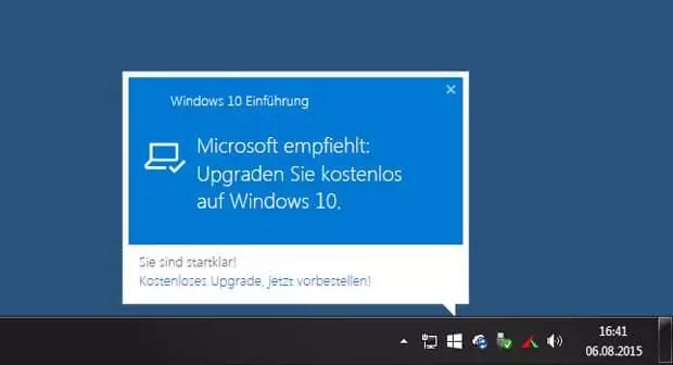 Windows 10 Zwangsupdate verhindern 0