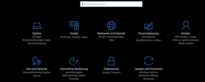 Windows 10 Dark-Theme freischalten und benutzen 0