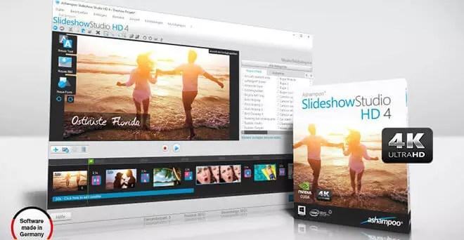 Ashampoo Slideshow Studio HD 4 ausprobiert + 10 Lizenzen zu Gewinnen 0