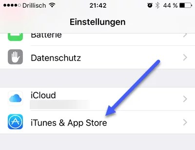 itiunes App store