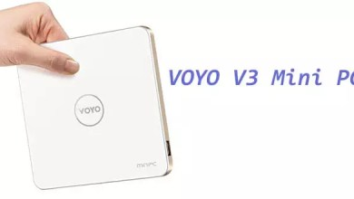 Photo of VOYO V3 Mini PC  –  4GB+128GB mit Windows 10