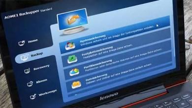 Photo of AOMEI Backupper Standard 3.5 Backup & Recovery-Software + Wir Verlosen 5 Lizenzen