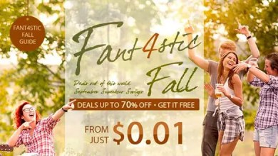 Photo of FANT4STIC FALL SALE bei GearBest mit Super Preise