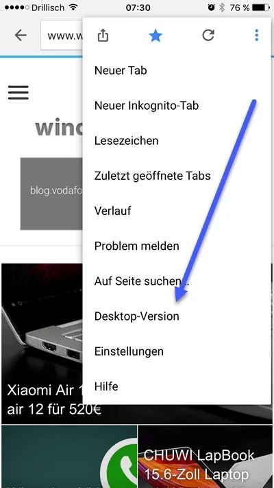 iphone-desktop-version