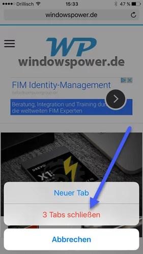 iphone-tabs-auf-einmal-schliessen