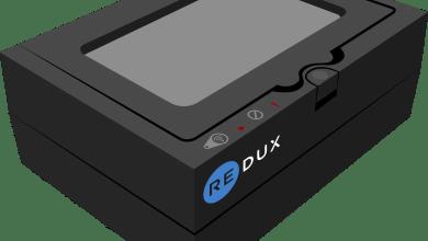 Redux trocknet Ihr Handy bei Wasserschaden 0