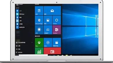 YEPO 737S 13.3 Zoll Laptop mit Windows 10 für 189€ 0