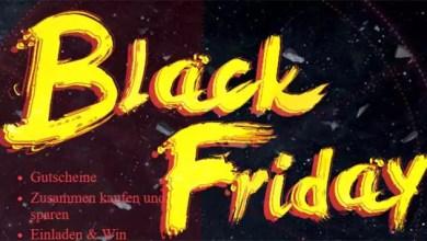 Photo of Aufwärmphase von Black Friday bei GearBest mit Super Preise