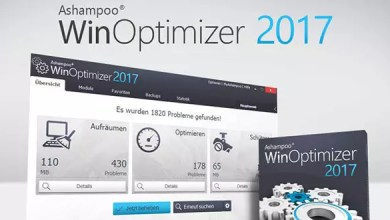 Photo of Ashampoo WinOptimizer 2017 Kostenlos