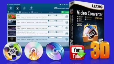 Photo of Ausprobiert: Leawo Video Converter Ultimate + 3 Lizenzen zu gewinnen