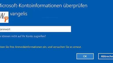 Windows 10: PIN zum entsperren des Computers einrichten 0