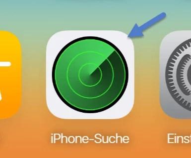 iphone-suchen