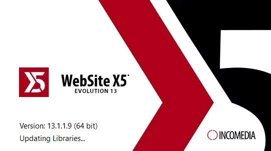 website-x5-evolution-installation