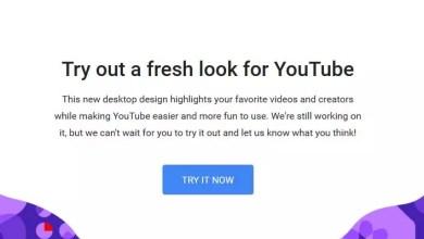 Photo of Das neue Youtube Design