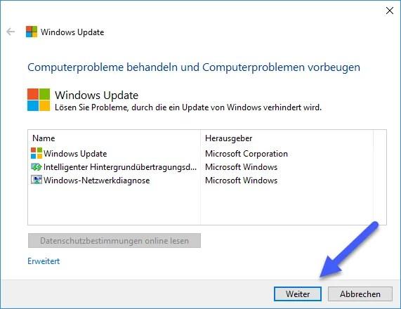 windows-update-probleme