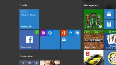 Photo of Windows 10 – Kacheln-Ordner erstellen – So geht's