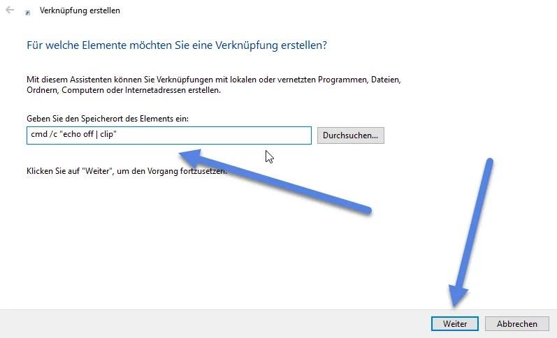 Windows Zwischenablage löschen – Sogeht's 2