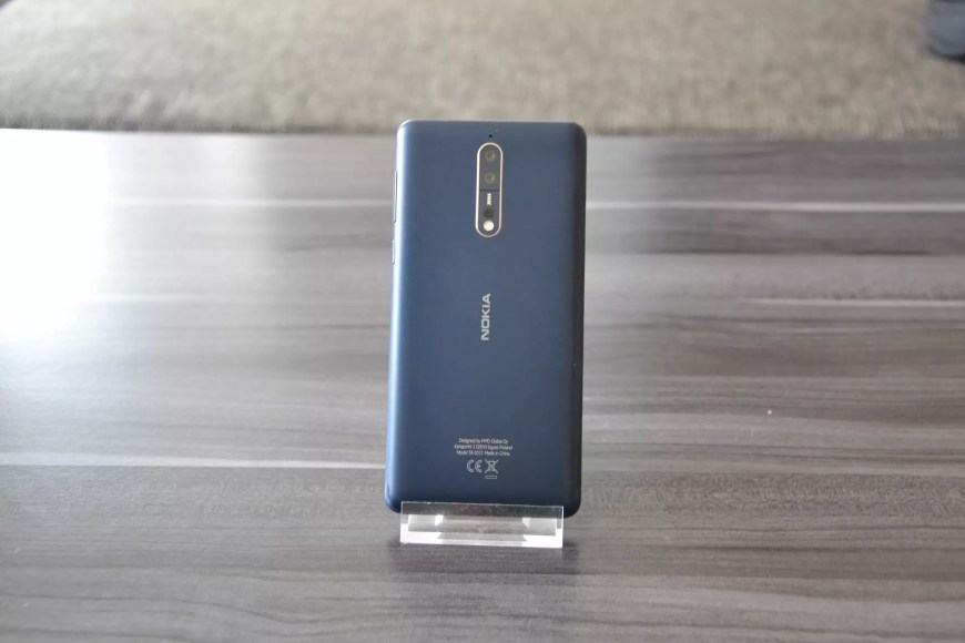 Nokia 8 Testbericht – Nokia ist back! 5