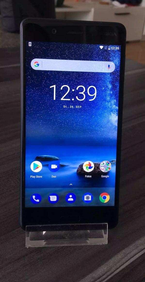 Nokia 8 Testbericht – Nokia ist back! 6