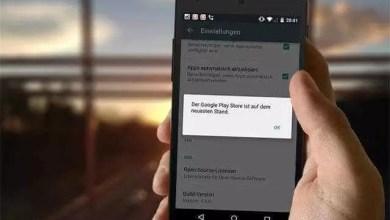 Google Play Store aktualisieren – Updates Prüfen 0