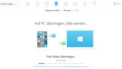 Photo of AnyTrans – der Dateimanager für Ihre iOS-Geräte ausprobiert – wir verlosen 5 Lizenzen