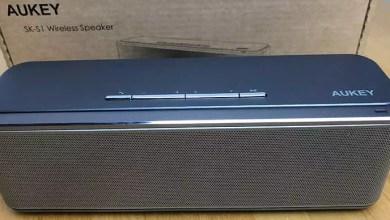 Aukey SK-S1 Bluetooth Lautsprecher ausprobiert 0