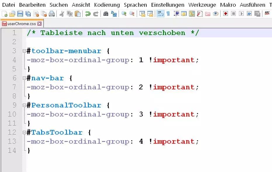 css-code-in-der-datei