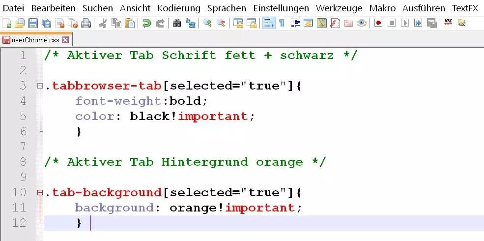 tab-code