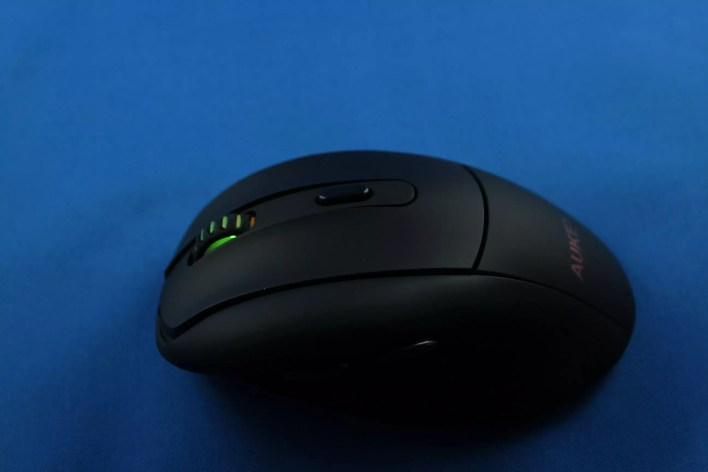 Aukey KM-W9 2.4 Ghz Wireless Mouse ausprobiert 2