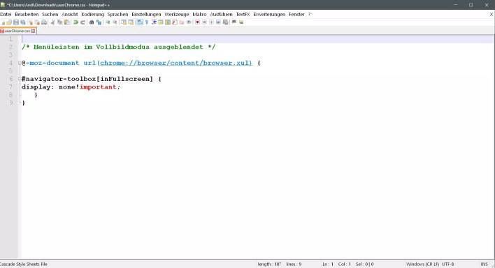 code kurz