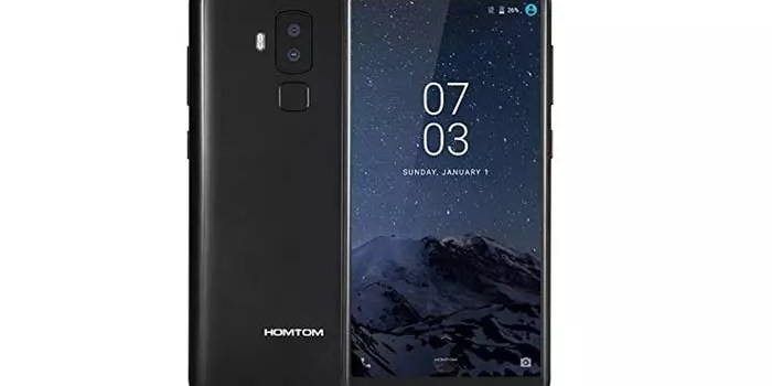 HOMTOM S8 4G Smartphone 5.7 Zoll 4GB RAM 64GB für 89,99€ statt 159,99€ 0