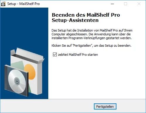 mailshelf pro