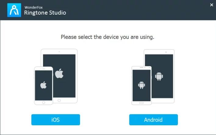ringtone studio iphone ios android