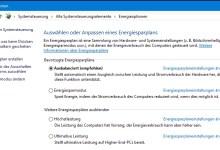 Photo of Windows 10 Höchstleistung aktivieren