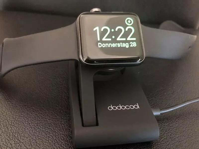 dodocool Apple Watch Ladestation