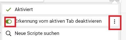 Firefox die Tab Erkennung deaktivieren 7