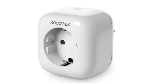 koogeek intelligente wifi steckdose