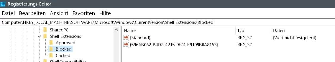 Wiedergabe auf Gerät entfernen Windows 10 5