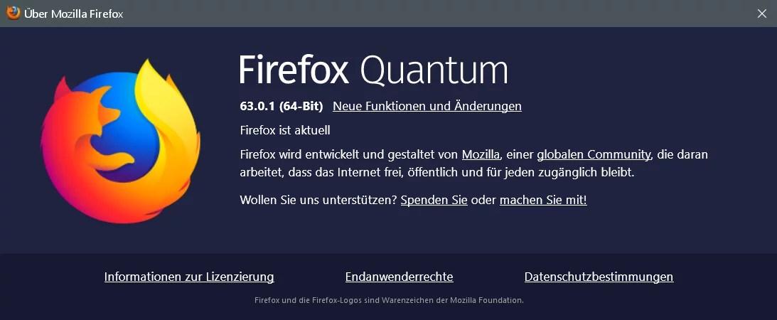 Firefox Druckvorschau Problem