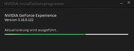 Speicherplatz freigeben nach Nvidia Update mit GeForce® Experience 0